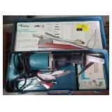 Makita Model JR3000V Recipro Saw in case with