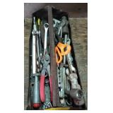 Tool carrier and various tools