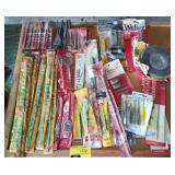 Large lot of drill bits and more