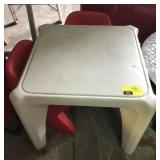 Kids Plastic Table With Chairs
