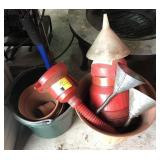 Funnels Pots And More