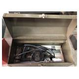 Electric Wood Plane and box