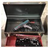 Craftsman Timing Light , Tool Box and Socket set