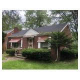 4587 Johnson St. Gary, IN - Residential Home