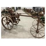 Early Antique Tractor