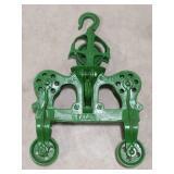 Antique Leader Hay trolley