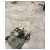 Reo Motors INC Revo-Lawn lawnmower with Reo