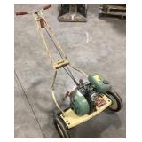 Reo Motors INC. Reo Royale Lawn mower with Reo