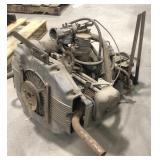 Cushman motors omc Model 200. Spec #160508