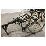 Antique Horse Drawn pull behind Cultivator