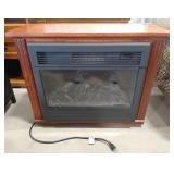 Heat Surge, Roll N Go, fireplace mantel,