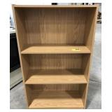 Book shelf with 3 shelves