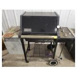 Weber Grill w/ Crossover Ignition System,