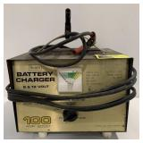 Sears Battery Charger Model 943.715800