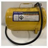 Central Pneumatic 5 Gallon Portable Air Tank