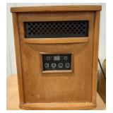 Life Smart, electric infrared heater, model no.