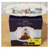 Winnie the Pooh Lenox Collectable Plate and