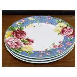Columbia Waverly Garden Room Masterpiece Plates