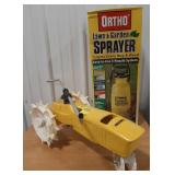 Nelson heavy, metal tractor sprinkler with
