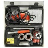 Central Forge, pipe thread kit, item no. 94101.