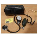 Stethoscope, sphygmomanometer by Health Guard and