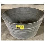 Giant Metal Bucket