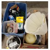 Household Appliance/Tool Lot Includes: