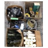 Miscellaneous pallet of home and garden items,