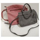 Lot of two purses