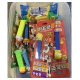 Lot Bugs Bunny Pez Candy