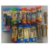 Lot Star Wars Pez Candy Dispensers