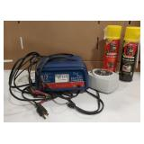 Lot Includes: UL Dual Rate Battery Charger 6/2