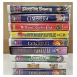 Miscellaneous VHS Movies