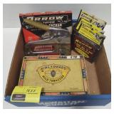 Lot of 2 Staple Guns with 3 packs of Staples and