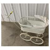 Old Fashioned Baby Stroller Carriage