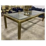 Large Brass Table