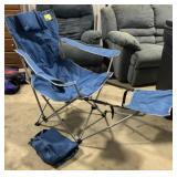 Adventureridge folding lounging camping chair