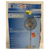 Lasko 16 Inch Oscillating Stand Fan