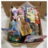 Large Lot of Misc. TY Beanie Babies