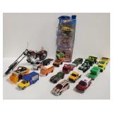 Lot of Toy cars including Hot Wheels
