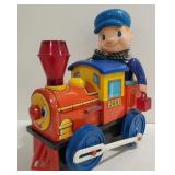 Modern Toys Battery Op. Train with conductor