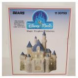 Sears Disney Magic Kingdom Collection in the box