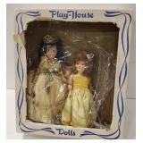Jaret & Diamond Play-House Dolls
