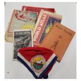 War Paper Memorabilia and Boy Scouts Jamboree