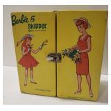 Mattel Barbie and Skipper Carrying Case