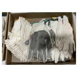 Lot of Work Gloves