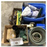 Lot of miscellaneous yard and gardening items