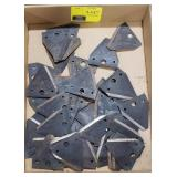 Flat of Triangle Blades