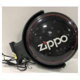Zippo bar pub light up electric sign