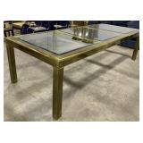 "Large dining table Table, 104"" L, 43"" W, 29"" H"